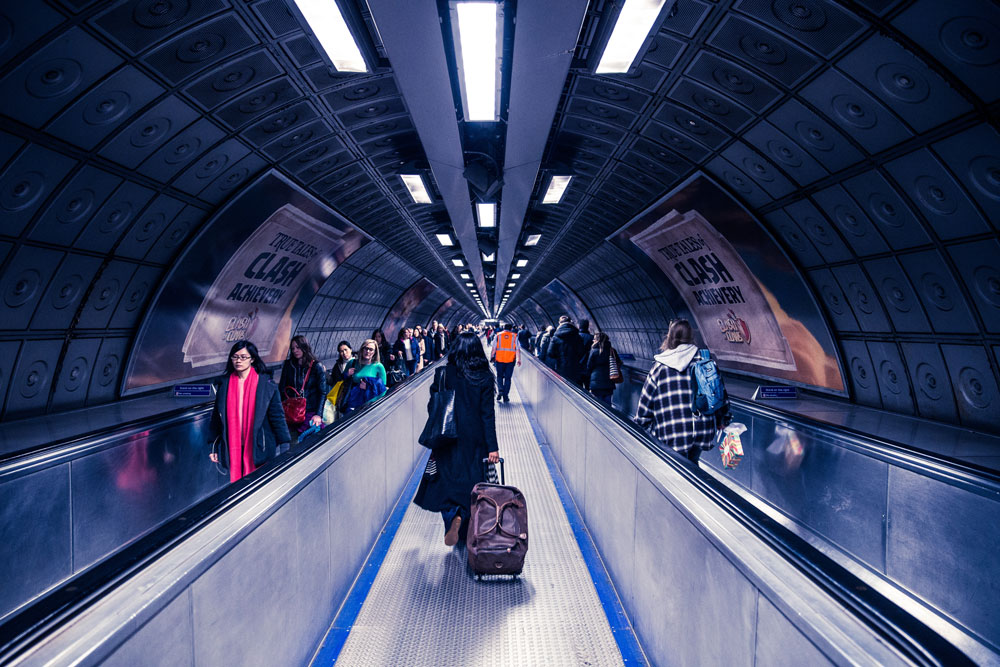 People Travel Behaviour