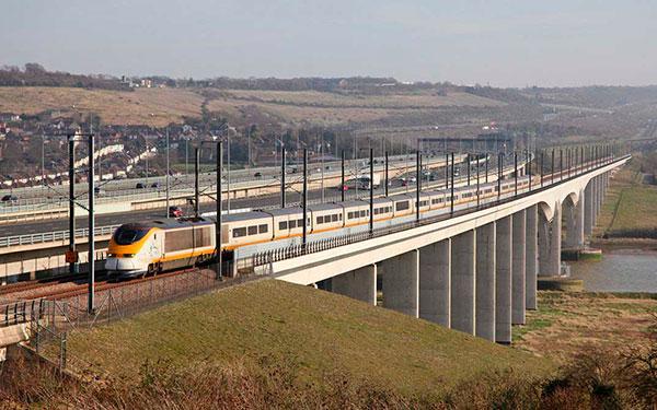 Case Study: NRHS (Network Rail High Speed)